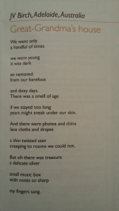 Writers' Forum poem
